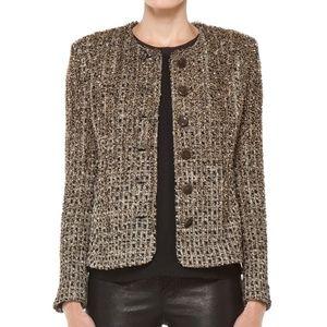 Jallik Farns Embroidered Jacket